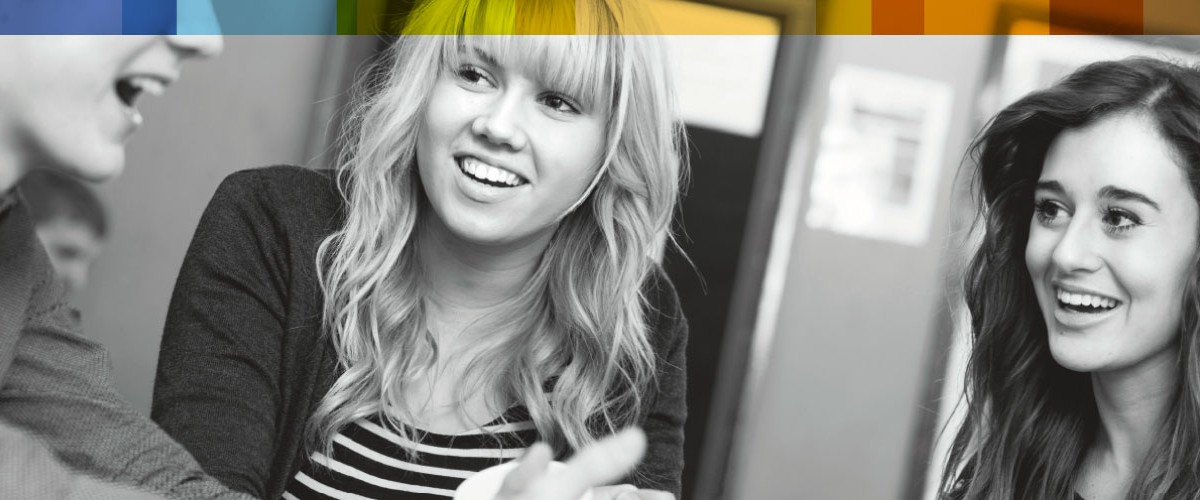 Settle College homepage banner