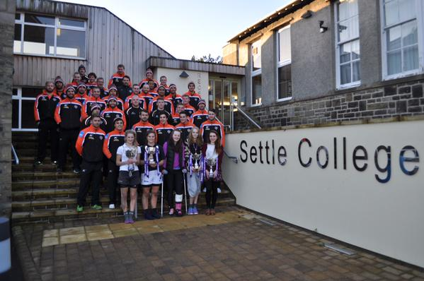 Thumbnail for Excellent visit today from Castleford Tigers - big thank you to them f