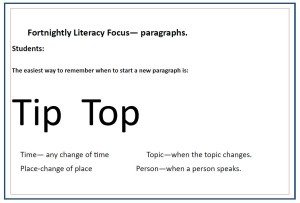 Tip Top Paragraphs Jan16