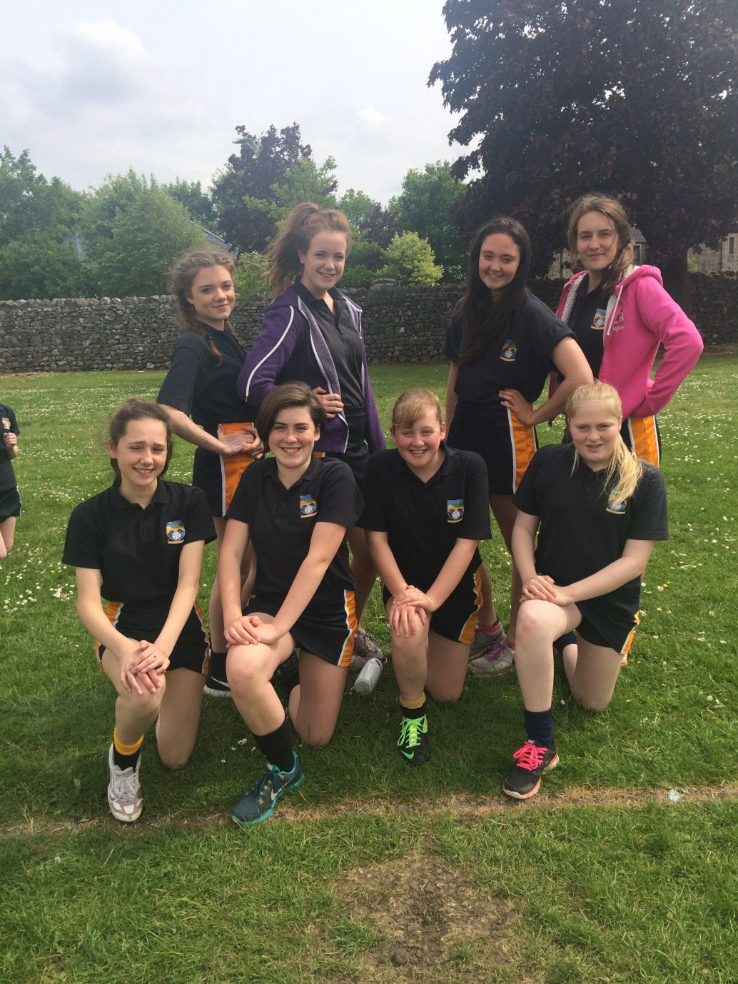 rounders at upper wharfedale school