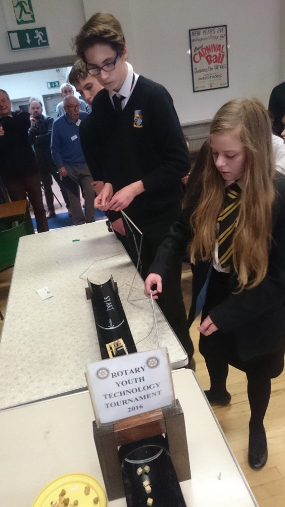 Thumbnail for Well done to Settle College students who came second in the key stage