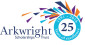 Arkwright 25 years logo light 300dpi