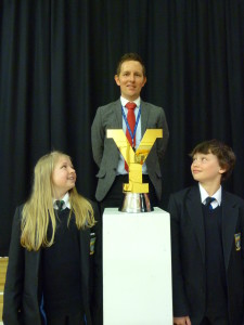 TdY Trophy - Settle College 2