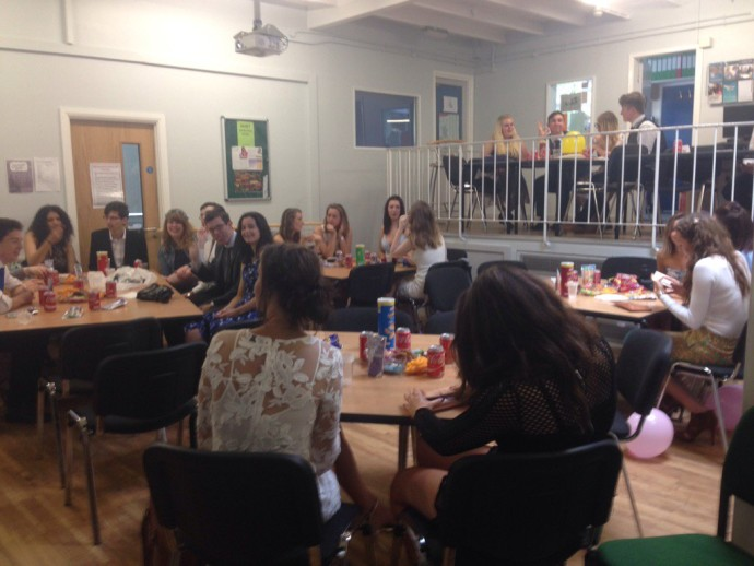 Thumbnail for Year 13 Leaver's Day - you have been brilliant. We will miss you! http