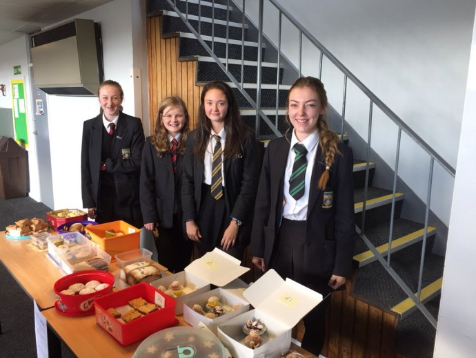 Thumbnail for Well done to the Sixth Form and Prefect Team for their fundraising tod
