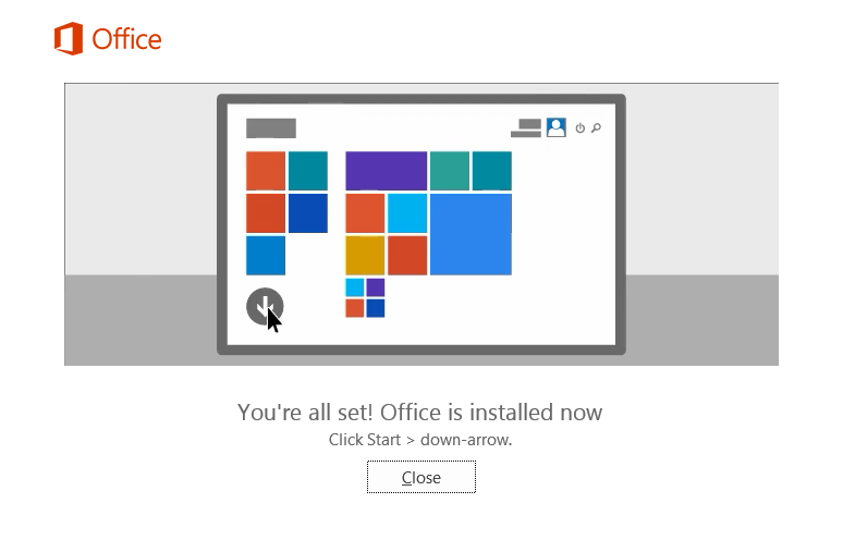 Install Microsoft Office At Home | Settle College
