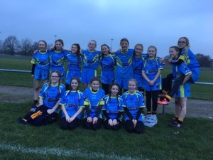 Thumbnail for Well done to our rugby girls for progressing through to the next round