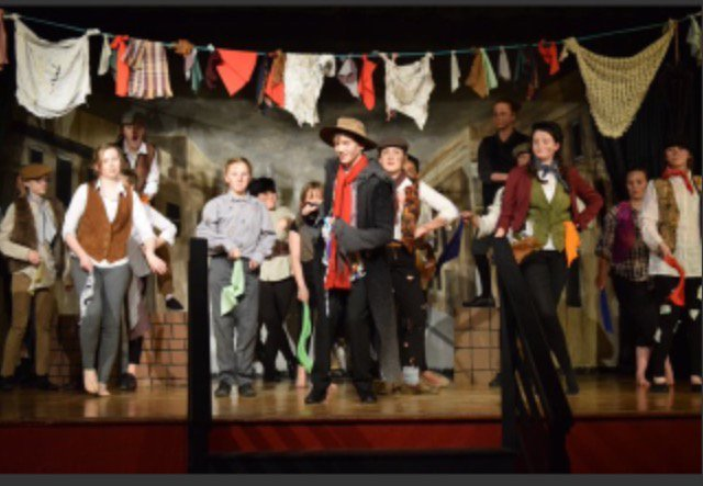 Thumbnail for Amazing performance of Oliver this evening. What talented students and