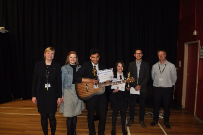 Thumbnail for Well done to all students involved in Settle's Got Talent!  Brilliant,